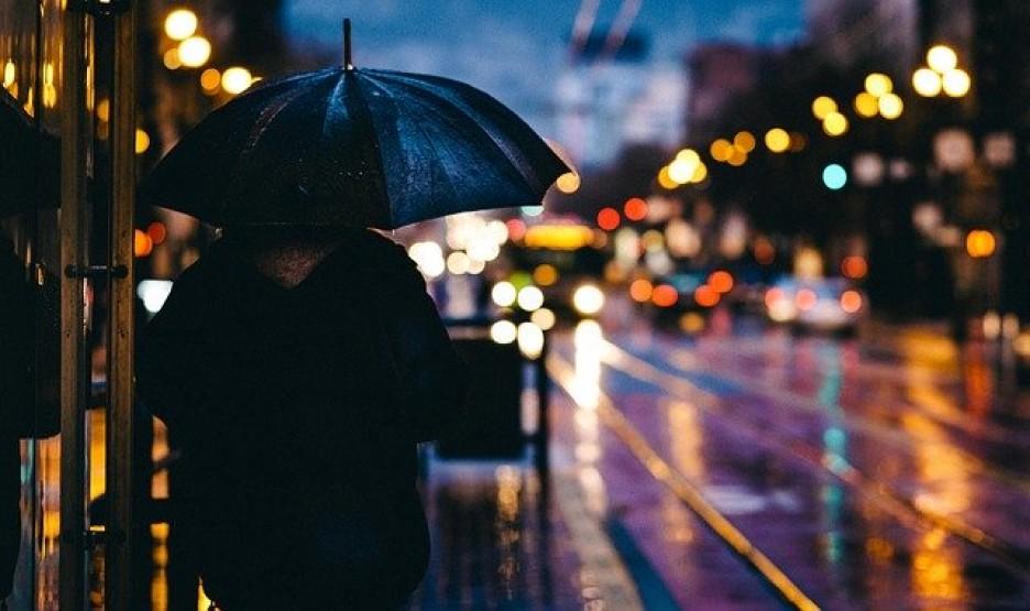 雨の日対策をする